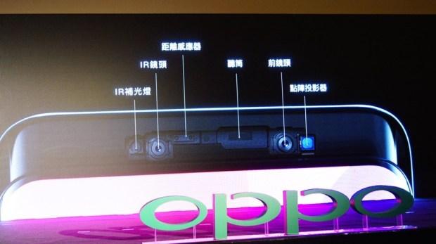 極致工藝完美展現,真正全螢幕手機 OPPO Find X DSC0965