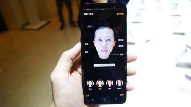極致工藝完美展現,真正全螢幕手機 OPPO Find X DSC1030