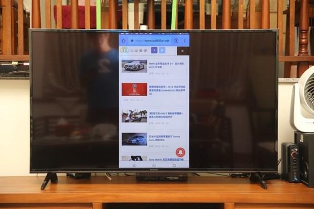 Panasonic 49 吋 4K電視(TH-49FX600W),功能齊全,最超值的平價首選 IMG_8389