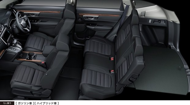 Honda CR-V 小改款首次搭載油電混合動力,日本 Honda 將於 8/30 亮相 img_s06_02