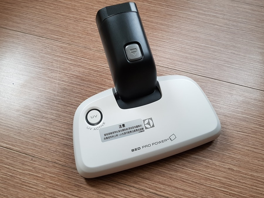 評測:Electrolux 伊萊克斯 PURE F9 滑移百變吸塵器,重新詮釋手持無線吸塵器 20180801_150529