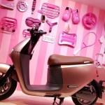 情人節粉紅突襲!Gogoro 推出粉色 Gogoro 2 Delight,首購就送粉紅關鍵配件組