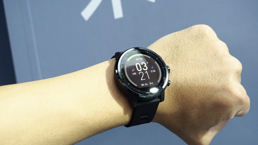 小米手環3、AMAZFIT 智慧運動手錶、小米 Max 3 同步發表!大螢幕,更自在 8245243