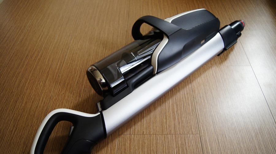 評測:Electrolux 伊萊克斯 PURE F9 滑移百變吸塵器,重新詮釋手持無線吸塵器 DSC1142