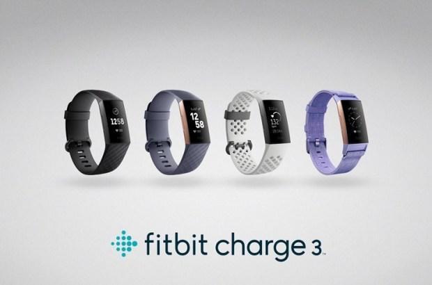 Fitbit 發表 Charge 3,專注游泳防水與時尚設計,新增智慧功能與 SpO2 血氧偵測功能 Fitbit_Charge_3_Family_Image