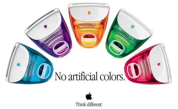 復刻 iMac G3!Spigen iPhone 手機殼重現賈伯斯設計魂 imac-original-colors-1