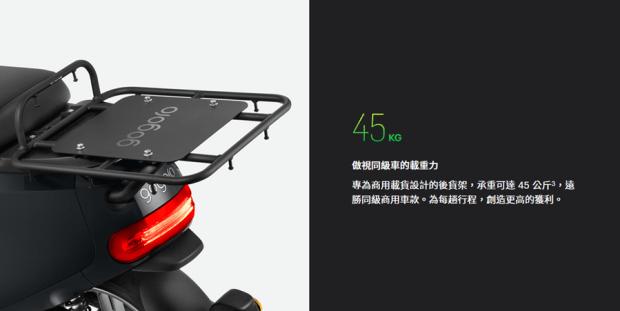不只郵局可用,Gogoro 推出商用車款 Gogoro 2 Utility image-22