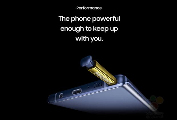 三星 Galaxy Note9 完整規格、照片、功能洩漏! 發表會前搶先看 image-8