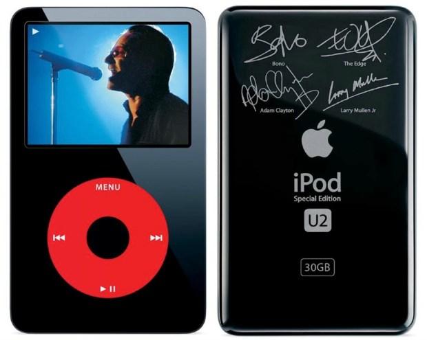iPhone 裡那張 U2 專輯到底是怎回事? u2-ipod