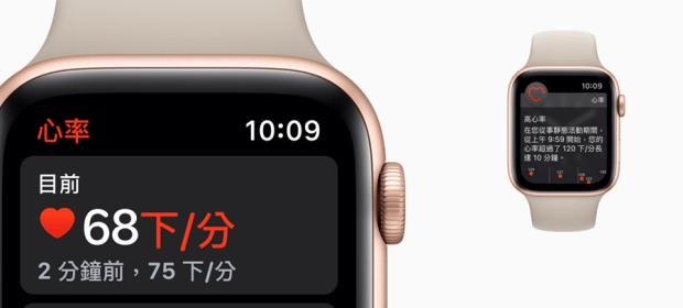 具備心電圖功能,Apple Watch Series 4 重點特色整理 image-15