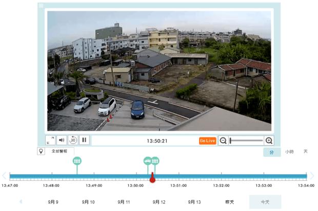 SpotCam智慧影像AI服務,加入6種偵測模式精確掌握事件發生時間 image020
