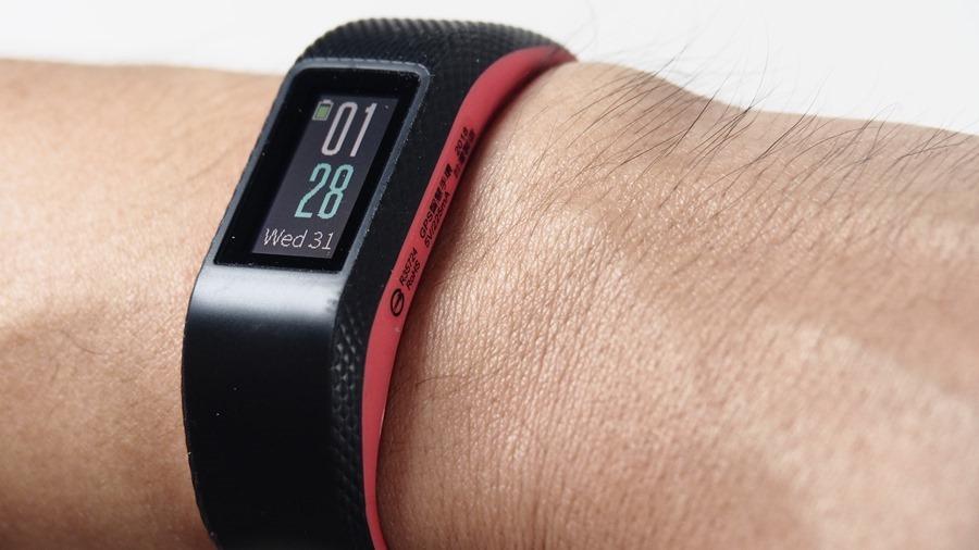 【限時團購】Garmin vivosport GPS、vivosmart 3 健康手環,讓你冬天不增肥 A315642