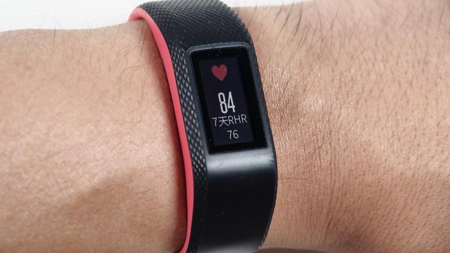 【限時團購】Garmin vivosport GPS、vivosmart 3 健康手環,讓你冬天不增肥 A315643
