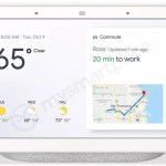 Google 將推出 Home Hub 智慧顯示裝置,整合各項資訊一目了然,支援語音辨識/控制