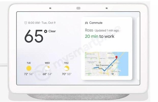 Google 將推出 Home Hub 智慧顯示裝置,整合各項資訊一目了然,支援語音辨識/控制 Google-Home-Hub