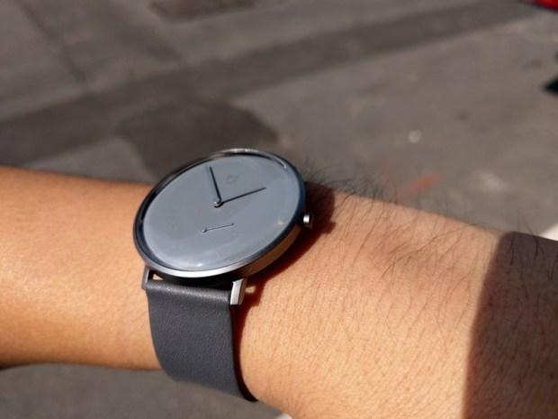 米家石英錶開箱評測,簡約典雅、運動計步、生活防水,續航力可達 6 個月以上 IMAG0810