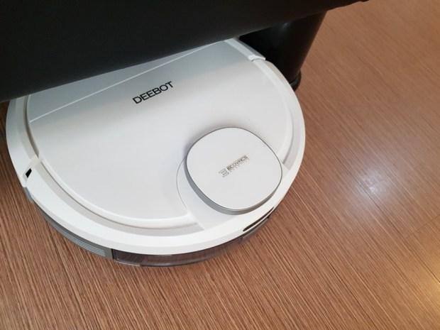 [評測]家中地板不必再煩惱,就交給 ECOVACS DEEBOT OZMO 900 掃、吸、拖一次完成 20181108_135210