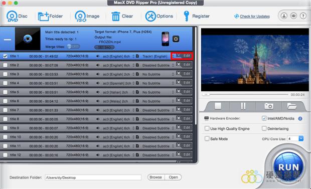 MacX DVD Ripper Pro 繁中轉檔軟體限時免費,載起來有備無患 zxh-mdrp-title-900x547
