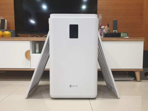 [評測] BRISE C600 空氣清淨機:整合醫學研究改善過敏環境 20181128_233140
