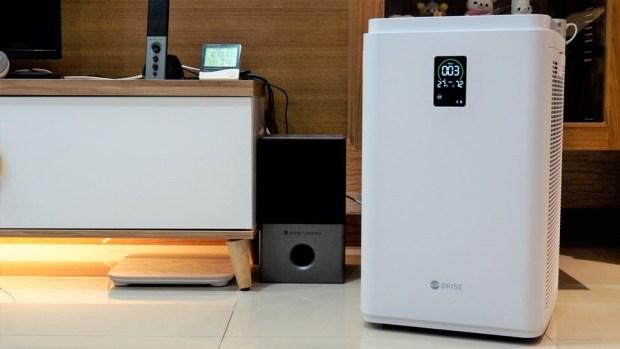 [開箱/評測] BRISE C600 空氣清淨機:安靜到讓你幾乎忘了它的存在 B095781