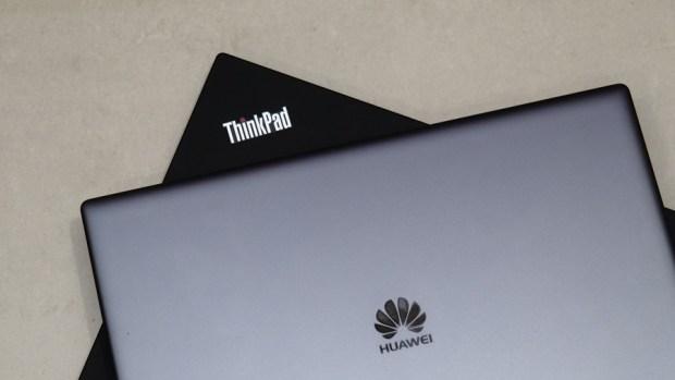 心得/輕薄效能筆電怎麼挑? MateBook X Pro、Lenovo X1 Carbon 評比 C095885