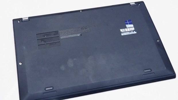心得/輕薄效能筆電怎麼挑? MateBook X Pro、Lenovo X1 Carbon 評比 C095912