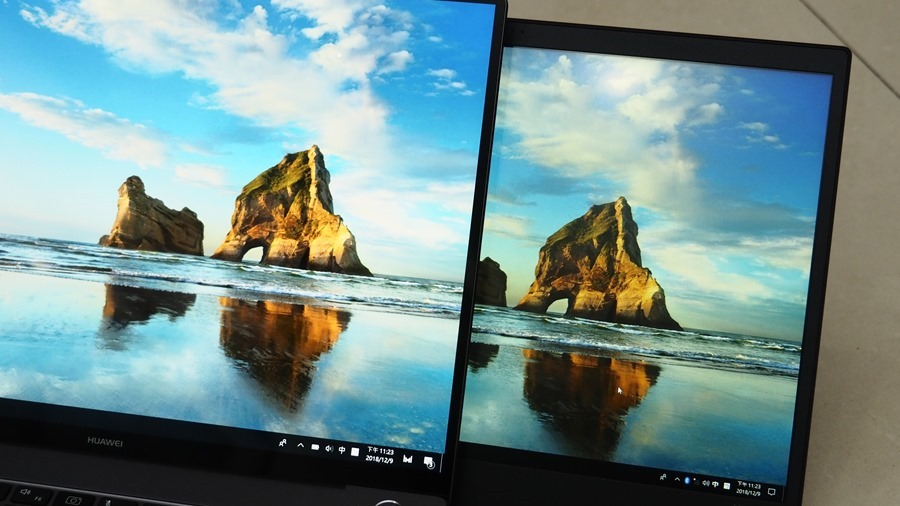 心得/輕薄效能筆電怎麼挑? MateBook X Pro、Lenovo X1 Carbon 評比 C095923