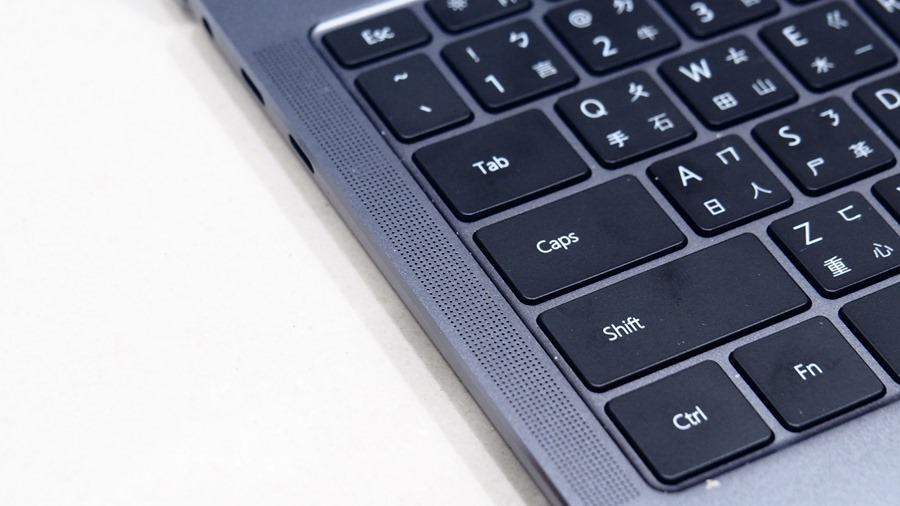 心得/輕薄效能筆電怎麼挑? MateBook X Pro、Lenovo X1 Carbon 評比 C095934