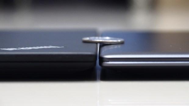 心得/輕薄效能筆電怎麼挑? MateBook X Pro、Lenovo X1 Carbon 評比 C095958