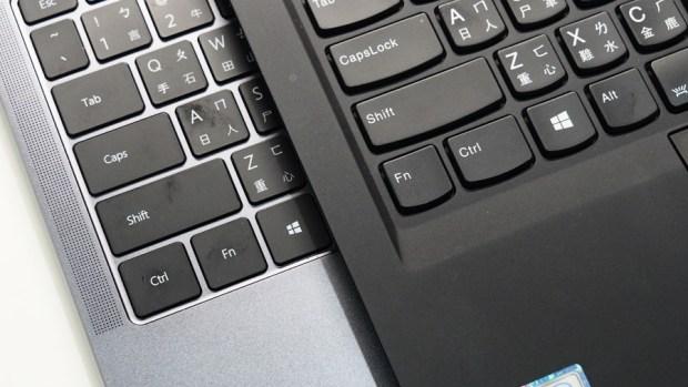 心得/輕薄效能筆電怎麼挑? MateBook X Pro、Lenovo X1 Carbon 評比 C095972