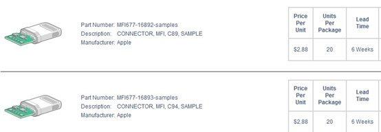 Apple原廠認證的副廠 USB-C 轉 Lightning 線可能在 2019 年初上市 mfi-1