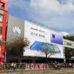 華為全國最大體驗店在高雄新崛江開幕囉!全系列手機都可體驗,換電池更只要 450 元!