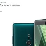 Sony Xperia XZ3 送 DxOMark 評測終於揭曉,動態範圍、邊緣、低光源表現不理想