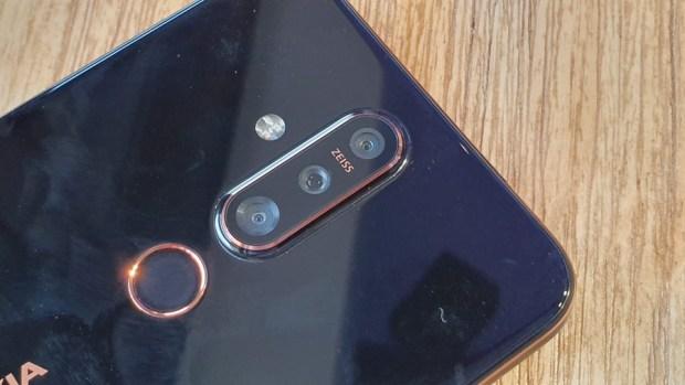 搭載蔡司認證三鏡頭,Nokia X71 亮相,搭載 4800 萬畫素相機 20190402_132005