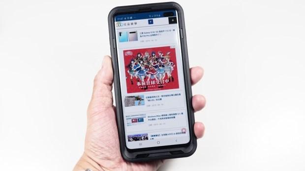手機防護就找 OtterBox、LifeProof!專為 Galaxy S10+ 開發的手機保護殼來囉! 4160029