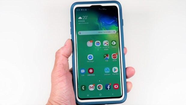 手機防護就找 OtterBox、LifeProof!專為 Galaxy S10+ 開發的手機保護殼來囉! 4160119