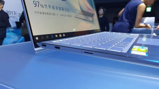 97% 超高螢幕佔比!華碩 ZenBook S13 (UX392) 輕薄筆電只有 1.1 公斤,還有 13.9 吋大螢幕! 20190509_131647