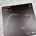 用 6 天不用充電,SHARP AQUOS Sound Partner 頸掛式藍牙揚聲器給你不同的耳機體驗