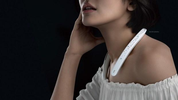 用 6 天不用充電,SHARP AQUOS Sound Partner 頸掛式藍牙揚聲器給你不同的耳機體驗 box1-bg