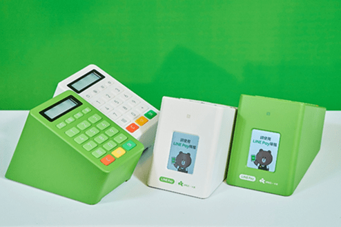 LINE Pay mini 行動支付收款機 5 月正式開跑,電影院、飯店、書店都可以手機付款 image-3