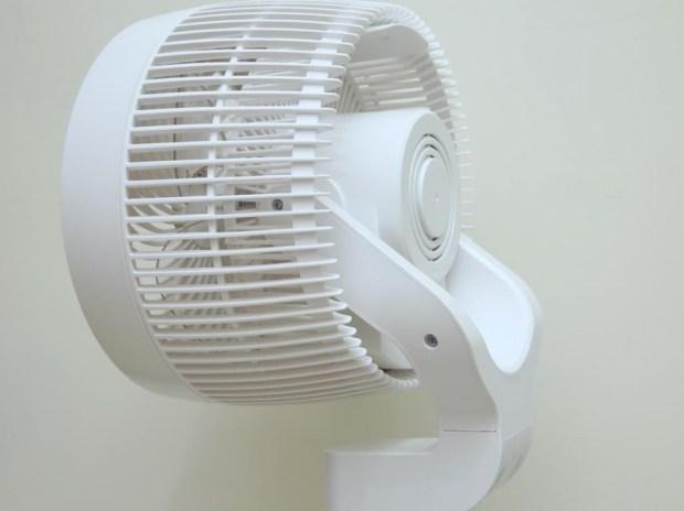 《中保無限+》空氣循環扇開箱!體積輕巧、風量強勁,室內循環超厲害! image009