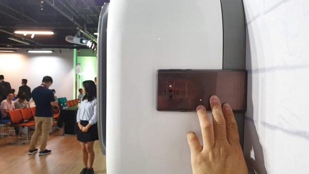 韓流來襲,DAEWOO 煒伲雅大宇在台推出世界首創「壁掛式洗衣機」,體積超迷你隨處好安裝 20190723_135940