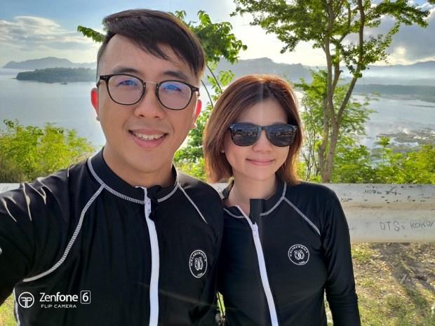 拍照也不用「五斗米折腰」ASUS ZenFone6 翻轉相機取景超方便 P_20190620_063142
