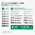 繁體中文字體「台北黑體」免費開源下載,更適合印刷,個人/商業皆可使用