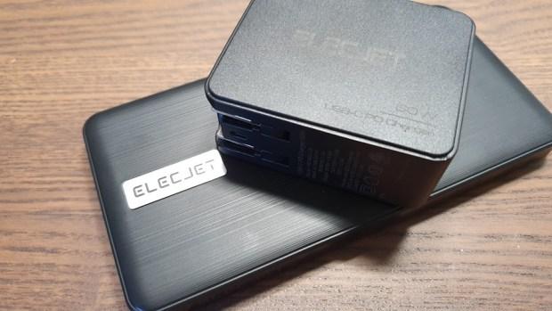 [好物團購] 史上最狂最優惠!ELECJET 超快充行動電源,充電只要18分鐘 20190802_170831