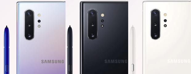 三星 Galaxy Note10 來啦!Note10/Note10+ 有什麼不一樣? 和 S10 有什麼不同? image-1