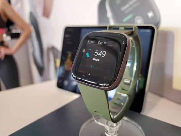 Fitbit 推出全新 Versa 2 智慧手錶,多項進階健康與健身功能,並幫助改善睡眠品質 20191008_132555