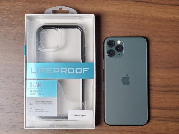 iPhone 11 Pro 手機防護專家:LifeProof/OtterBox 手機保護殼/螢幕保護貼 20191102_161133