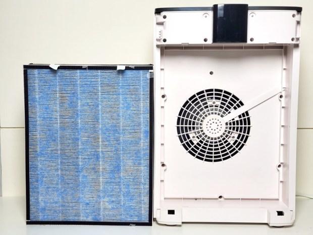 [實測] BRISE C360 空氣清淨機:不只防空汙還抗流感,安靜、每月電費不到15元 20191119_152319