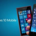 難敵強敵 Microsoft 宣布 Windows 10 Mobile 將於 12/10 起終止更新